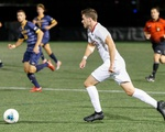 Dribbling their way to victory, Harvard Men's Soccer captures a victory over the Vermont Catamounts.