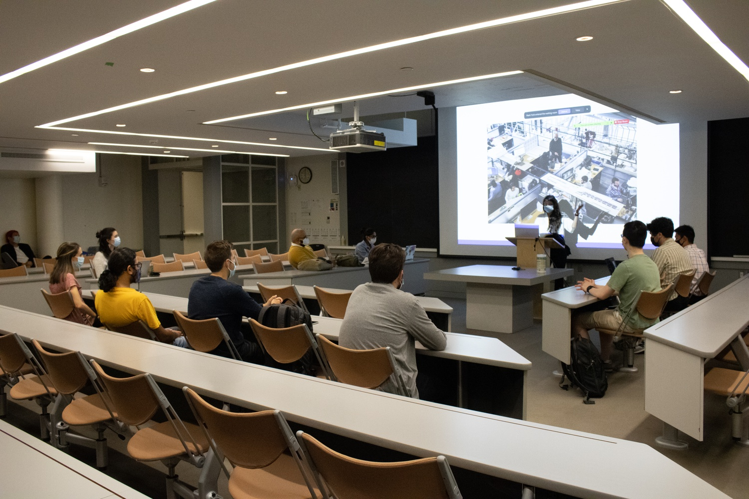 The Harvard Graduate Council held its first public meeting of the academic year Monday to outline its priorities for the upcoming semester.