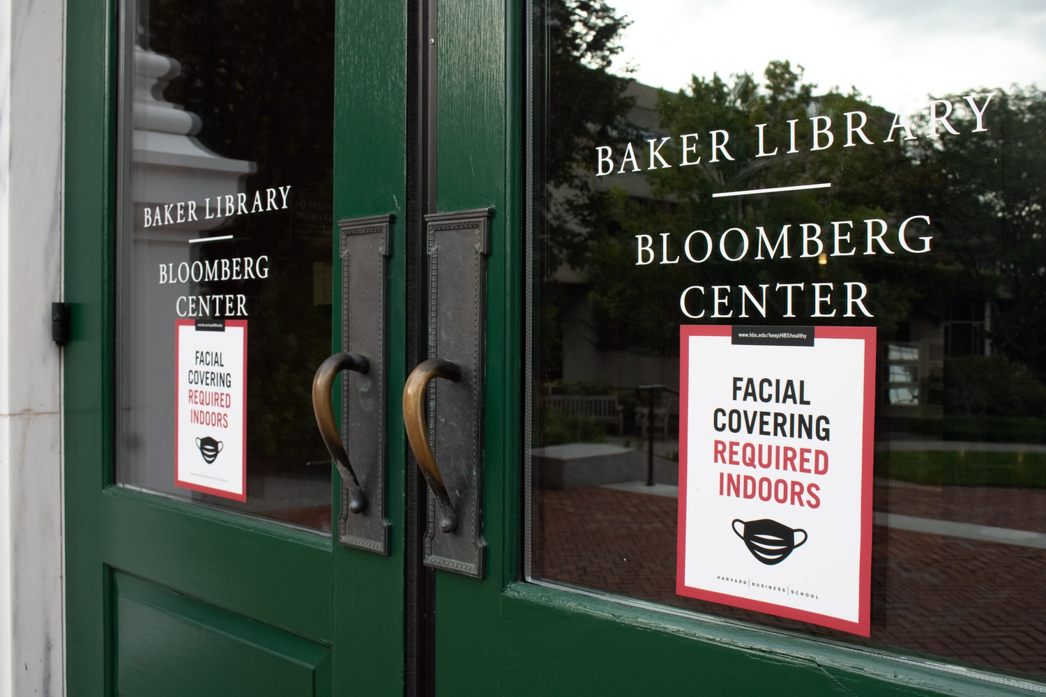 The Business School shifted some classes online this week after experiencing a coronavirus outbreak among its students.