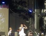 Kehlani at Gov Ball