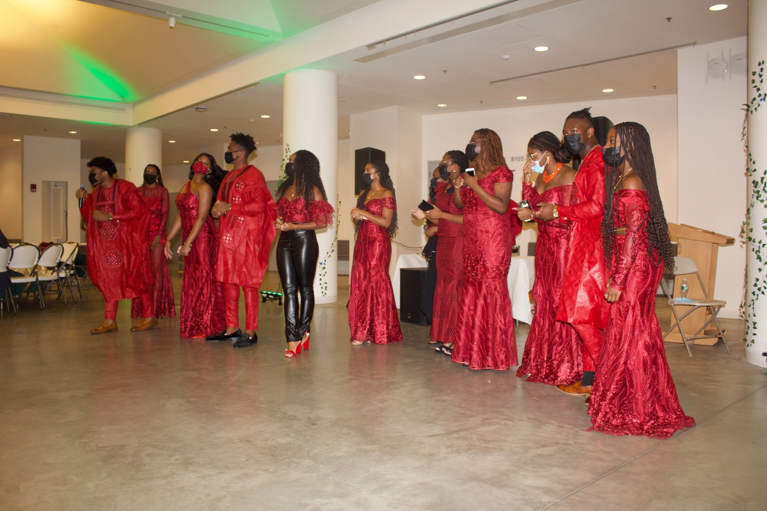 Tickets sold out to the Nigerian Students Association's 12th annual Nigerian Independence Day Gala last Saturday.