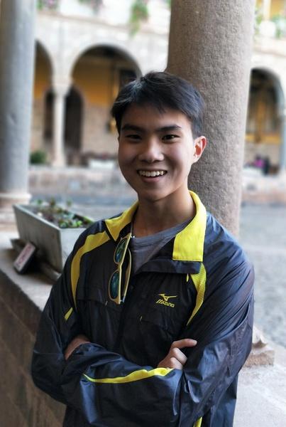 Phelan Yu