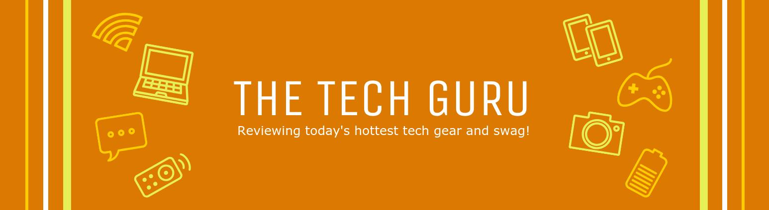 Tech Banner Template