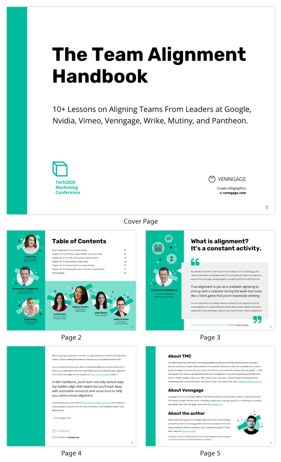 Team Alignment Handbook Template