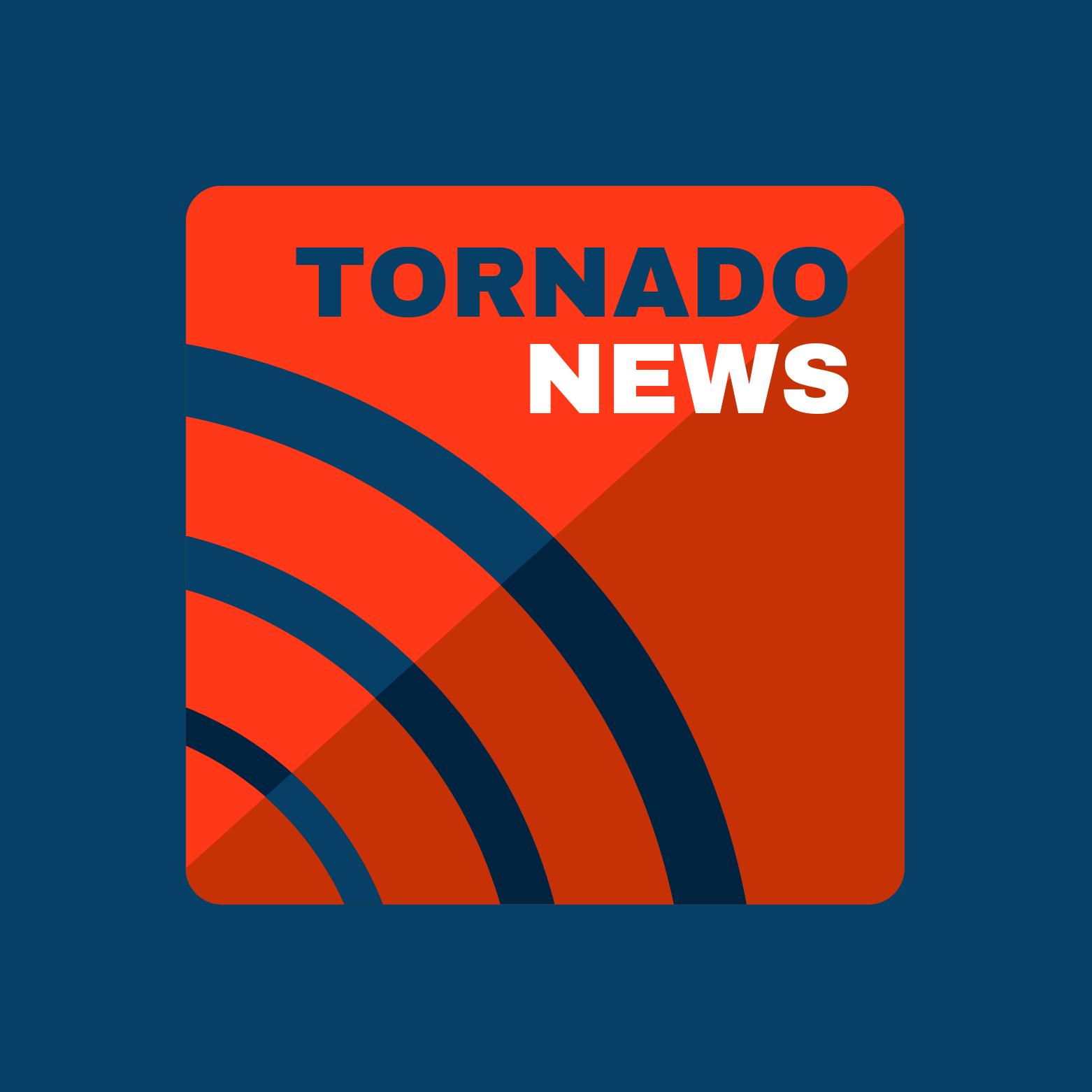 News Banner Business Logo Template