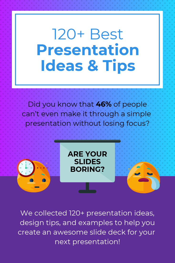 Best Presentation Ideas and Tips Pinterest Post Template