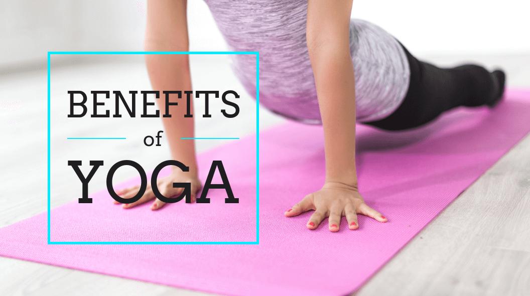 Pink Yoga Blog Banner Template
