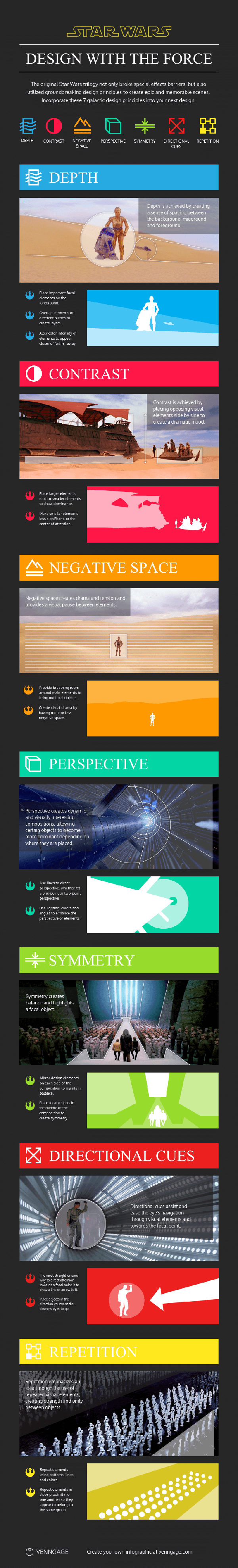 Design Principles Infographic Template