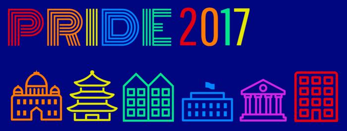 Pride Facebook Banner Template