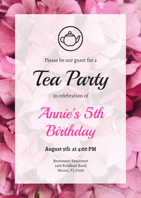 Tea Party Invite Template from s3.amazonaws.com