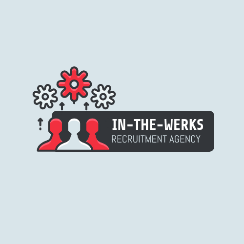Recruitment Agency Logo Template