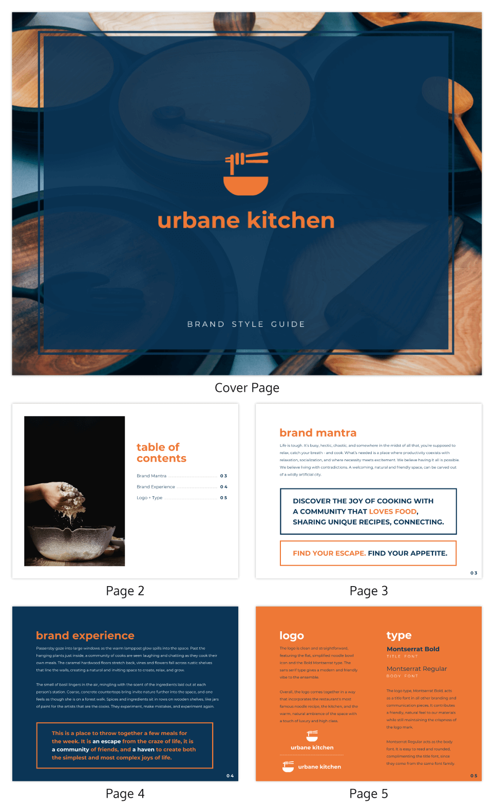Branding Ebook Template