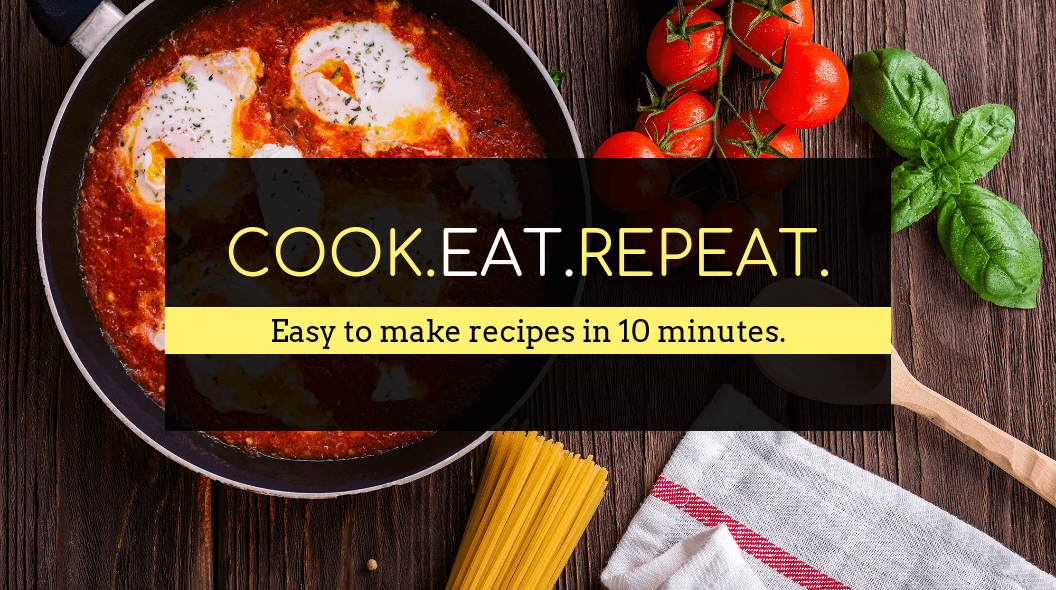 Cooking Blog Banner Template