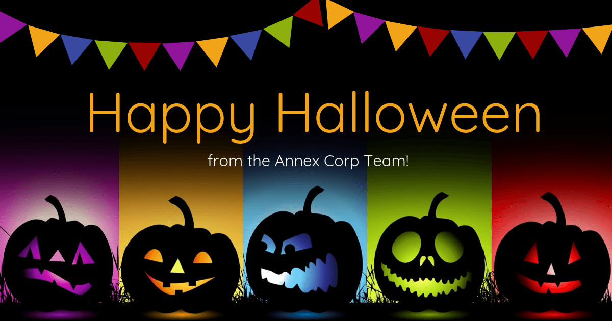 Halloween Pictures To Share On Facebook.Colorful Halloween Facebook Post Template