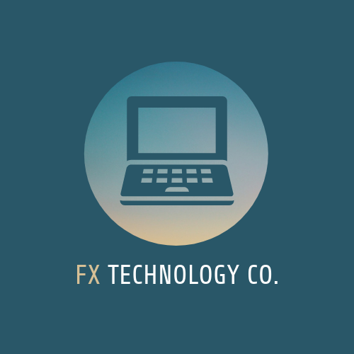 FX Technology Company Logo Template