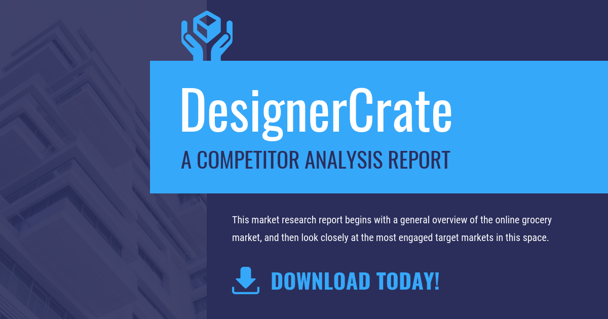Competitor Analysis Consulting Linkedin Banner Template