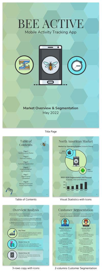Marketing Report Templates - Venngage