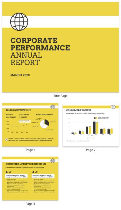Report Templates - Venngage