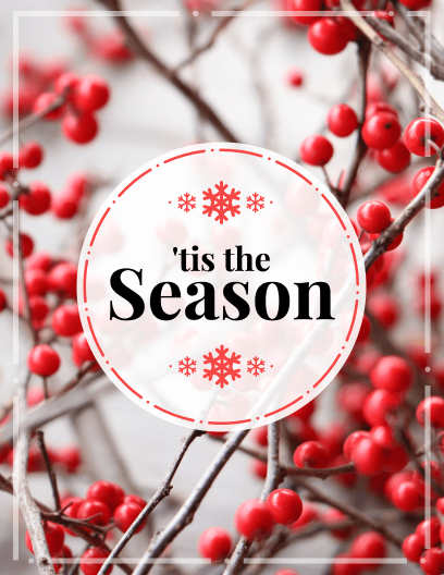Greeting card templates venngage seasons greetings card infographic template m4hsunfo
