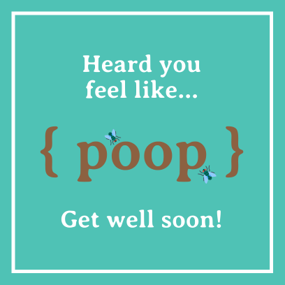 Get Well Card Templates Venngage - Get well card template
