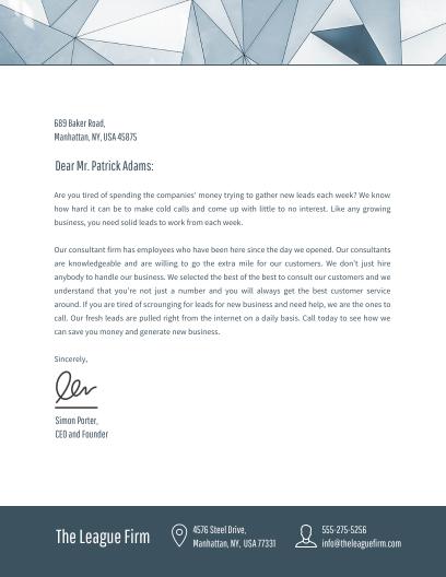 free online letterhead maker