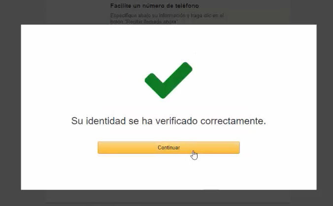email marketing identidad verificada