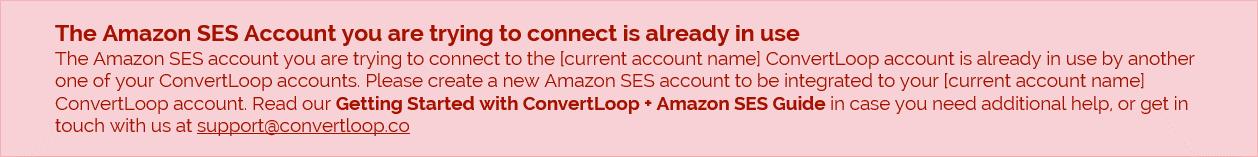amazon-aws-convertloop-connection-errors