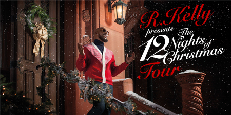 tickets on sale now - 12 Nights Of Christmas