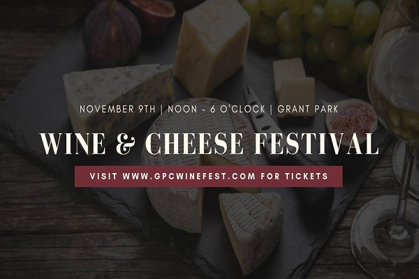 Grant park wine and cheese 2019
