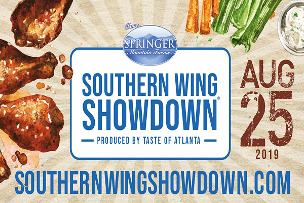 Southern wing showdown 2019