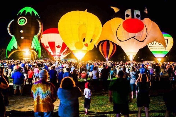 Chattanooga balloon festival