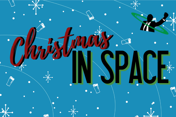 Christmas in space