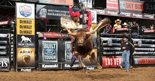 Built Ford Tough Series: Professional Bull Riders