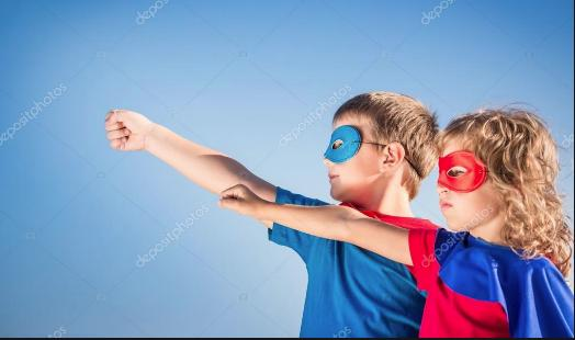 Camp Superheroes Ages 5-10