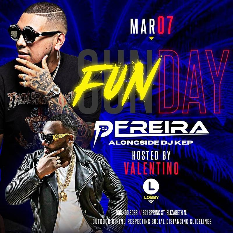 Sunday Funday All Star Weekend Edition At The Lobby
