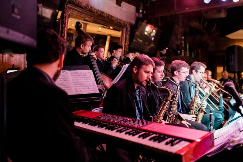 """Shout Section Big Band Presents """"That Sound! The Dance Origins of Jazz"""""""