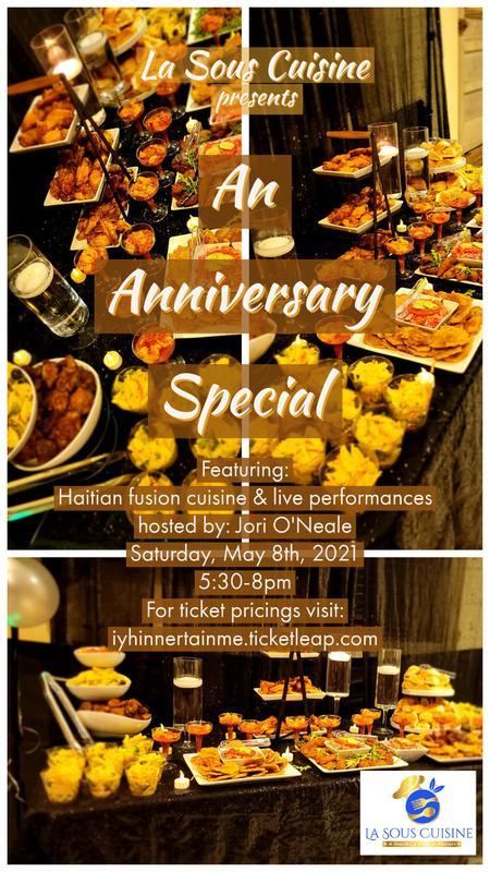 La Sous Cuisine Anniversary Special