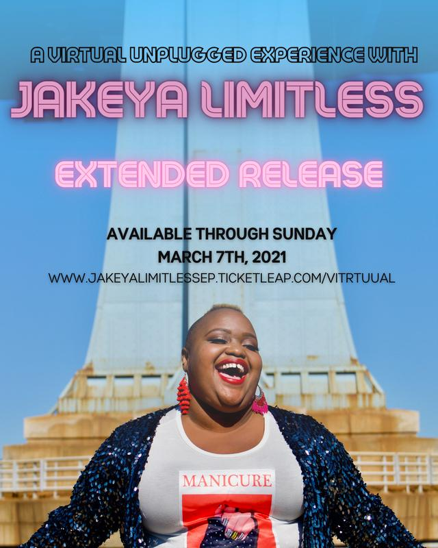 A Virtual Unplugged Experience With Jakeya Limitless