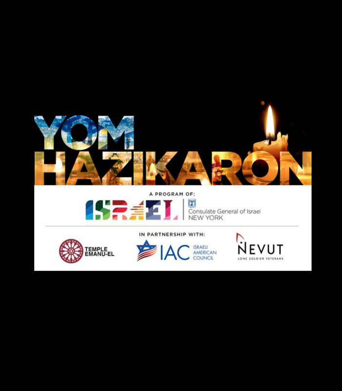 Yom Hazikaron: Memorial Day for the Fallen Soldiers and the Victims of Terror