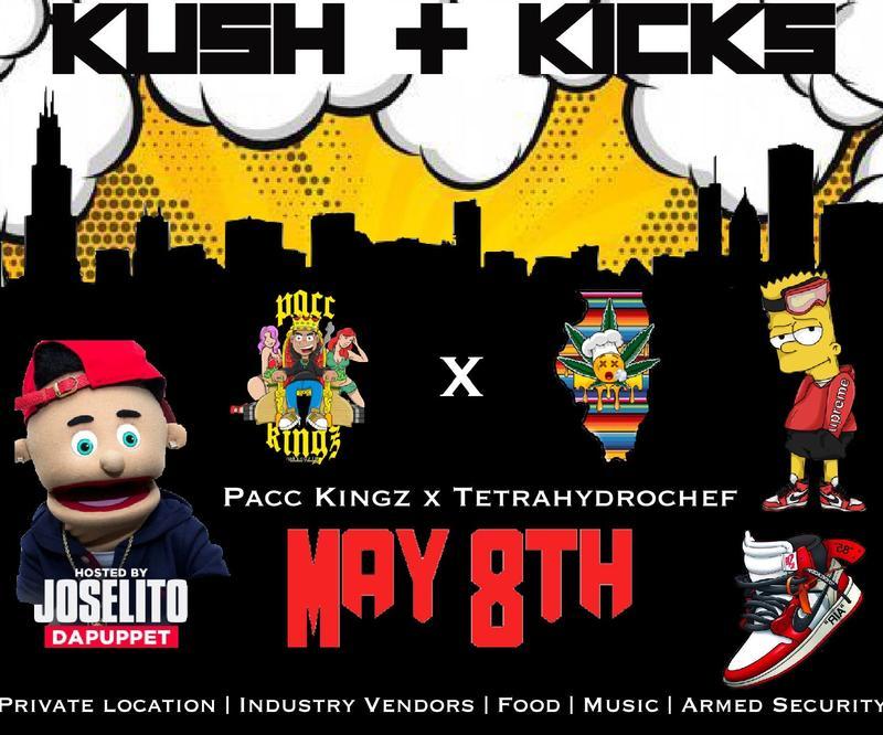Kush + Kicks