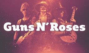 Guns N' Roses Tickets