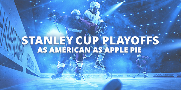 Stanley Cup Playoffs: As American As Apple Pie