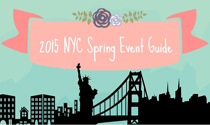 2015 NYC Event Guide