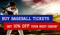 Buy tickets and get a 10 percent discount next purchase
