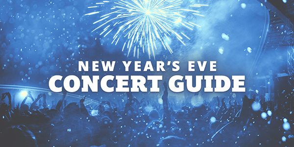 New Year's Eve Concert guide