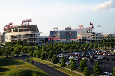 Buy your Titans tickets and watch the team play at LP Field in Nashville