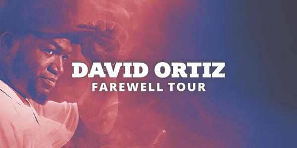 David Ortiz Farewell Tour