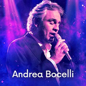 image Andrea Bocelli
