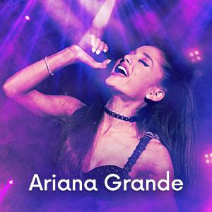 imagem ingressos Ariana Grande