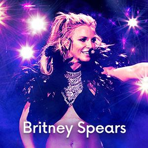 Imagem Ingressos Britney Spears